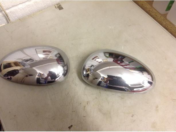 Rover/mg Chrome mirror backs