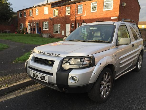  Log In needed £2,500 · Land Rover Freelander TD4 Facelift AUTOMATIC  MODIFIED Sport Premium