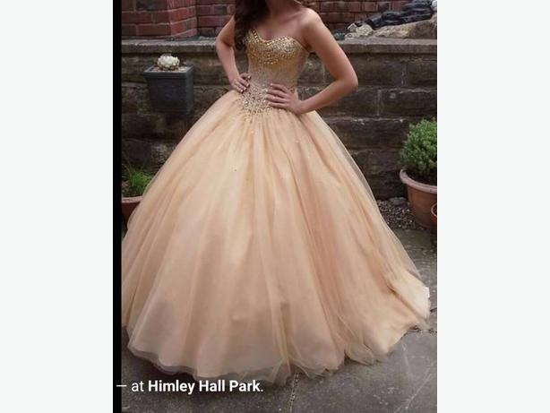 Prom Dress Dudley Dudley