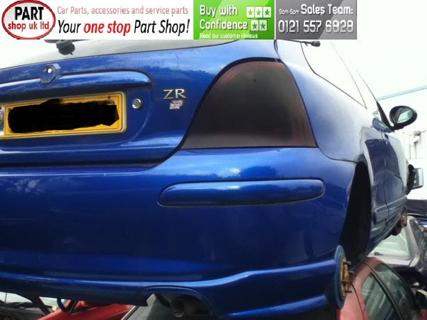 MG ZR BREAKING FOR SPARES