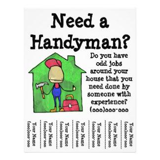 local handyman bicester