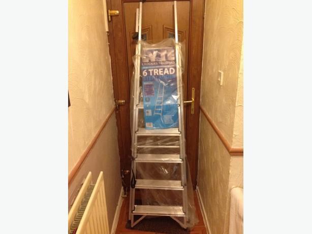 Lyte 6 Tread Platform Step Ladder Walsall Wolverhampton