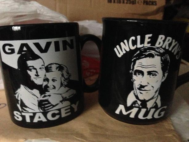 Gavin and Stacey Mugs