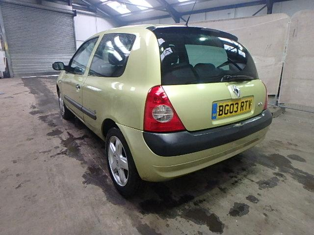 mk2 renault clio 1 2 16v billabong breaking wheel nut gren yellow ted99 outside black country. Black Bedroom Furniture Sets. Home Design Ideas