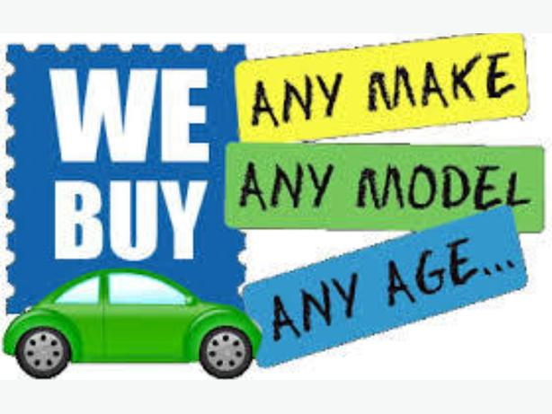 WE PAY £££ FOR CARS VANS 4X4 • 1HR COLLECTION • WALSALL CANNOCK DUDLEY ETC
