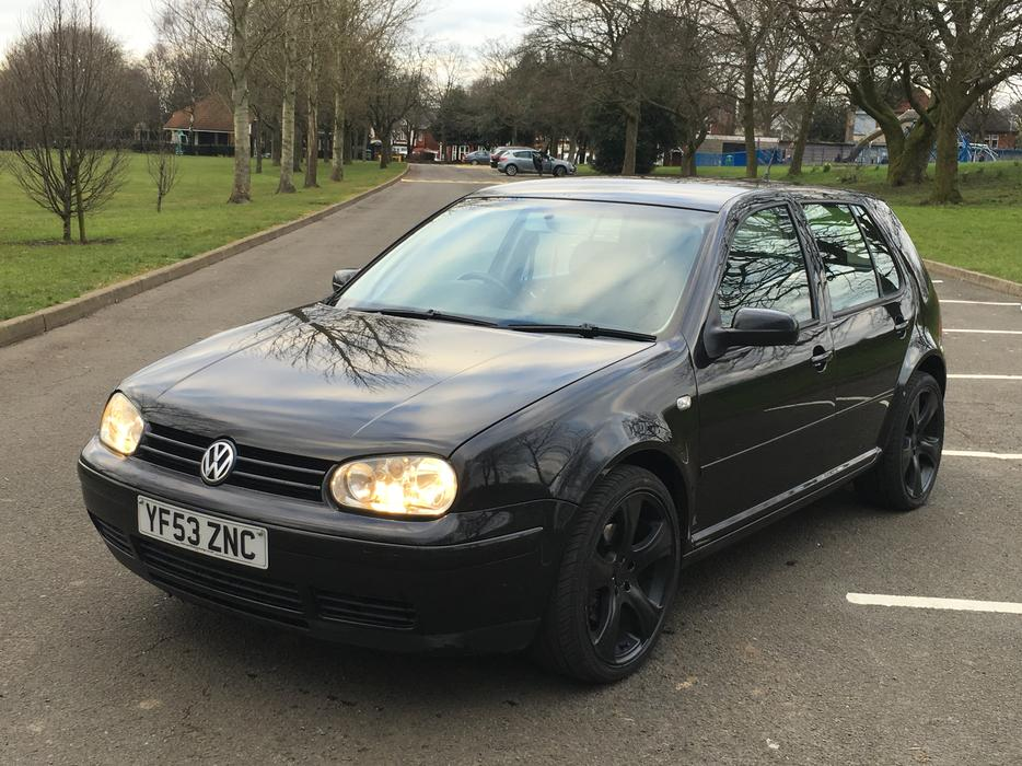 2003 53 plate volkswagen golf 1 9 gt tdi pd 130 6 speed manual oldbury wolverhampton. Black Bedroom Furniture Sets. Home Design Ideas