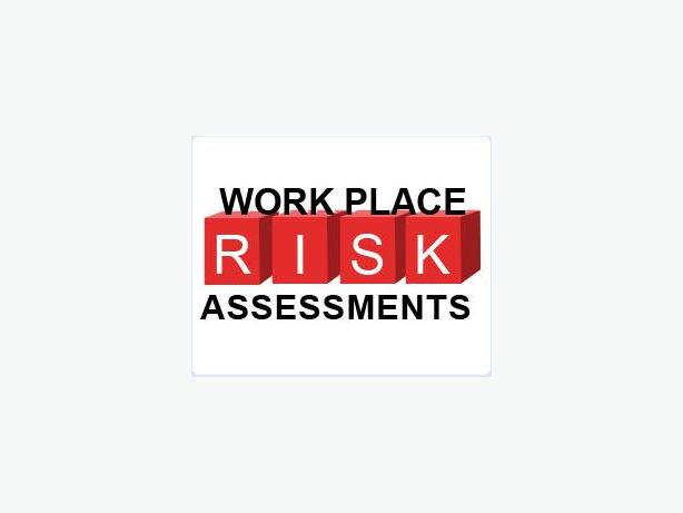 Risk Assessment on Site and at Work