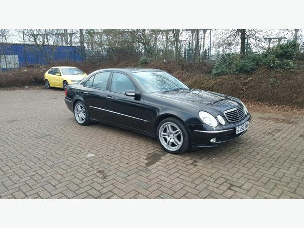 mercedes e270 cdi avantgaurde fully loaded dudley wolverhampton. Black Bedroom Furniture Sets. Home Design Ideas