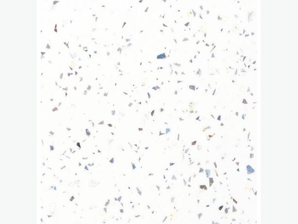 3000 x 600 x 30mm Kitchen Worktop - White Sparkle Quartz - BRAND NEW