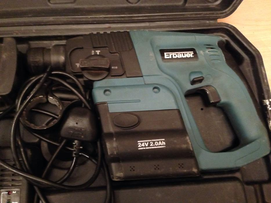 erbauer 24v drill wolverhampton  walsall