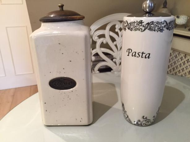 Cookie & Pasta Jar