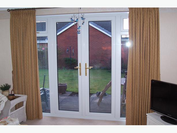 patio door curtains penn dudley