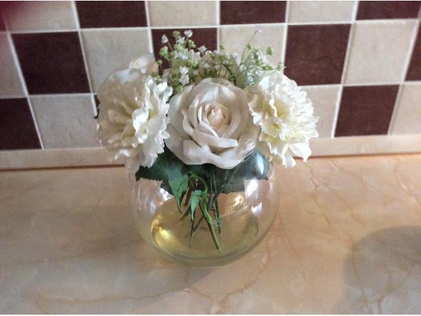 BEAUTIFUL  SILK  FLOWERS by 'PEONY'