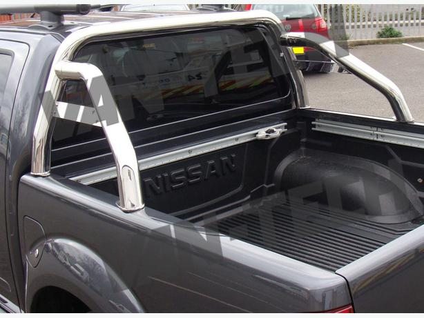 Nissan Navara D40 Sports Roll Bar fits Models 2005 - 2015
