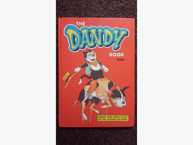 the dandy book 1980