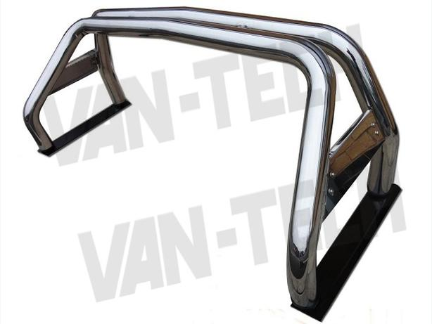 VW Volkswagen Amarok Sports Stainless Steel Roll Bar fits all models.