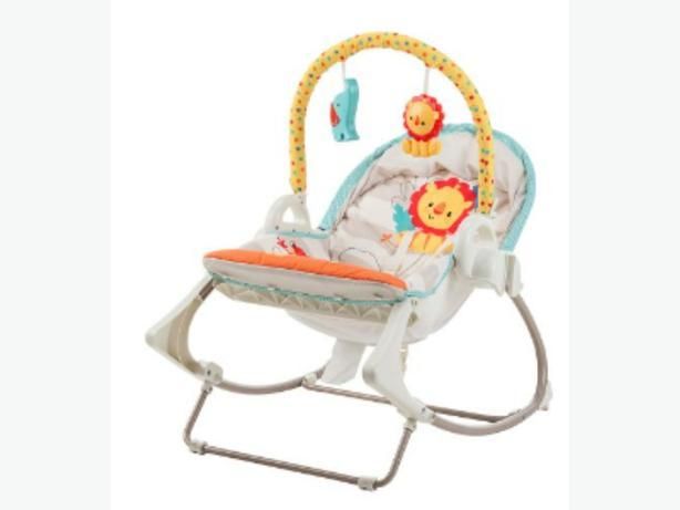 Fisher Price 3 In 1 Baby Swing Rocker Chair Tipton