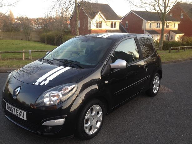 renault twingo 2007 1 2 gt 80kmiles fsh sandwell dudley. Black Bedroom Furniture Sets. Home Design Ideas
