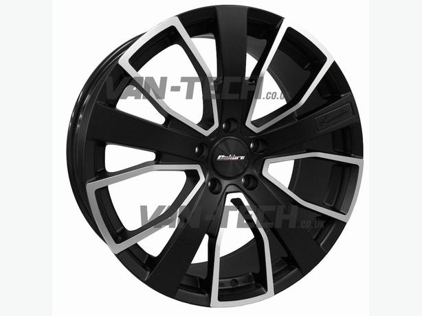 set of  Alloy Wheels Calibre Kensington 20″  Volkswagen Transporter T5 Van