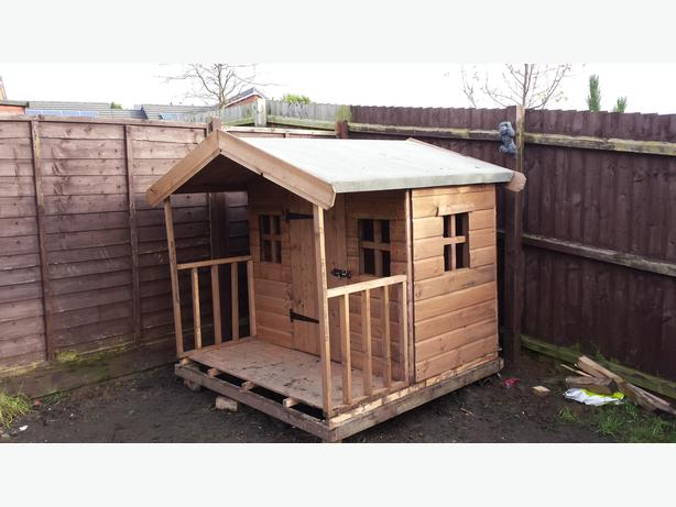 childrens playhouses summer houses oldbury walsall