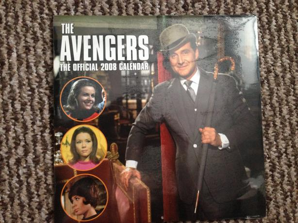 The Avengers Sealed Calendar