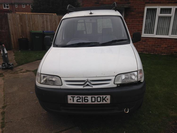 citreon berlingo 1 9 d 200 no offers oldbury wolverhampton. Black Bedroom Furniture Sets. Home Design Ideas