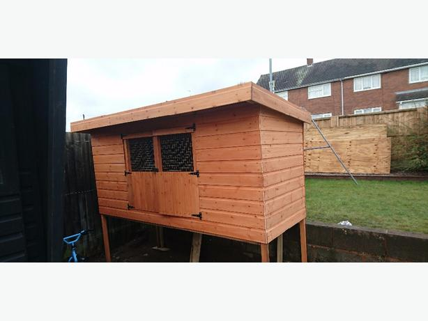 8x3 Pigeon Shed Kit Box For Sale Other Wolverhampton