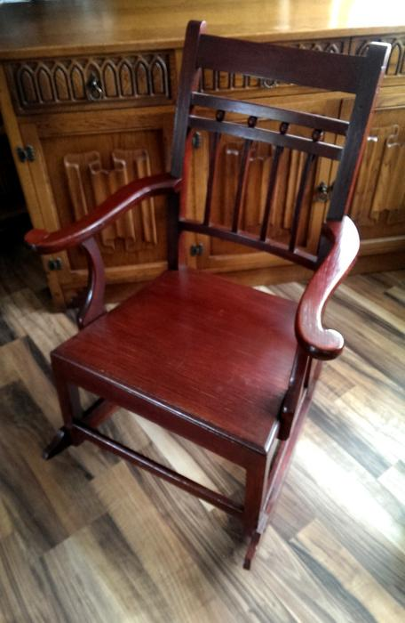 American Style Adult Size Rocking Chair Dudley Wolverhampton
