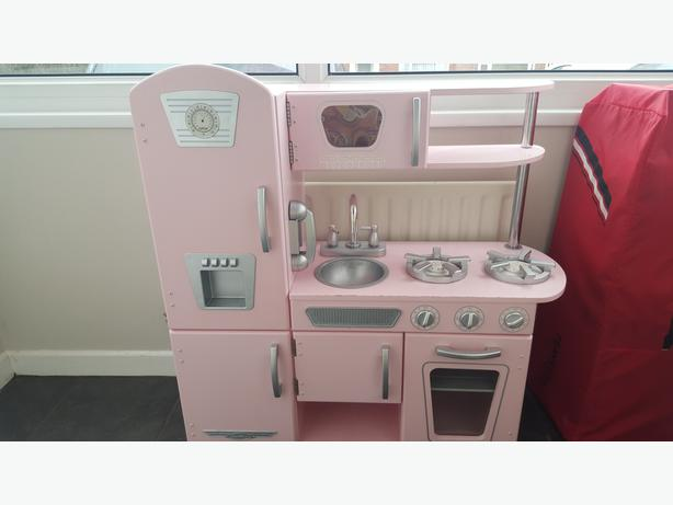 Kiddie Craft Wooden Play Kitchen