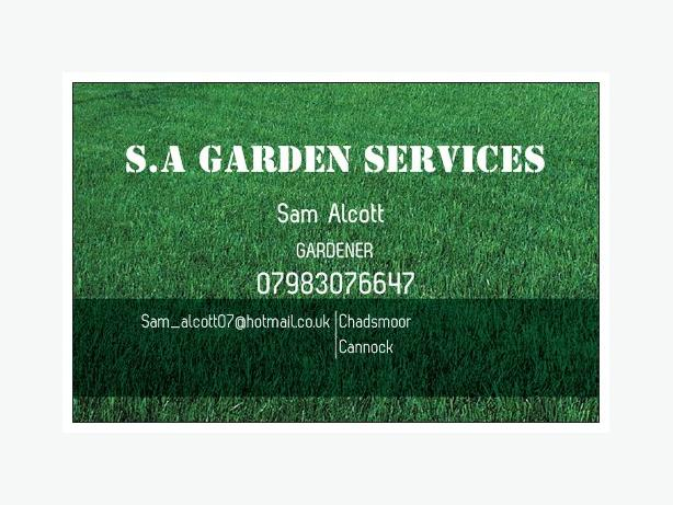 Cheap garden service brownhills sandwell for Affordable garden services