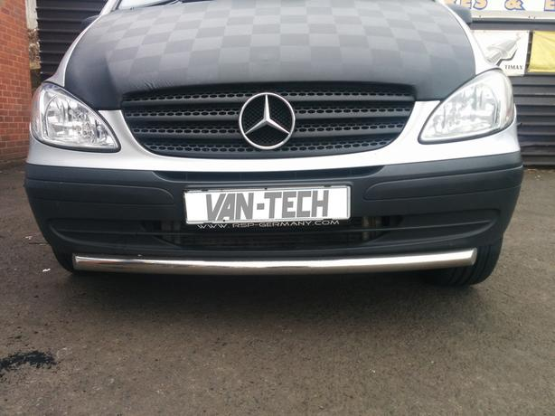 ON SALE: Mercedes Vito Van Front City Bar Stainless Steel 2004 +