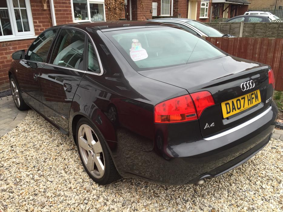 Cheap 2007 Audi A4 Sline Diesel 170bhp 6 Speed 5 Door Wednesfield Dudley