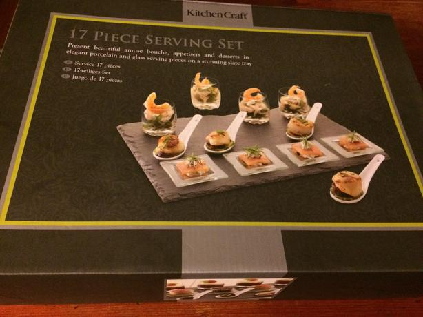 New Kitchen Craft 17 piece set