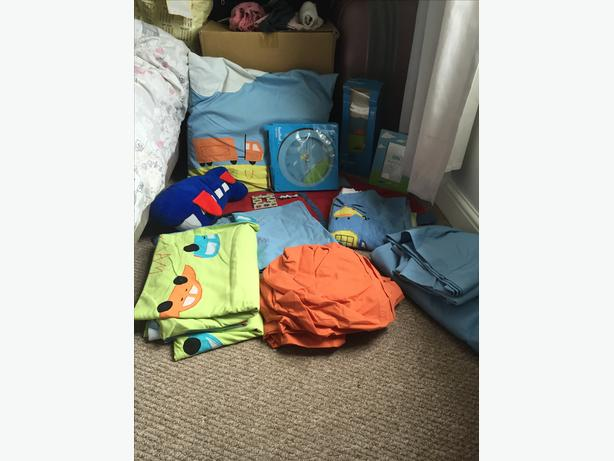 A massive boys bedroom bundle