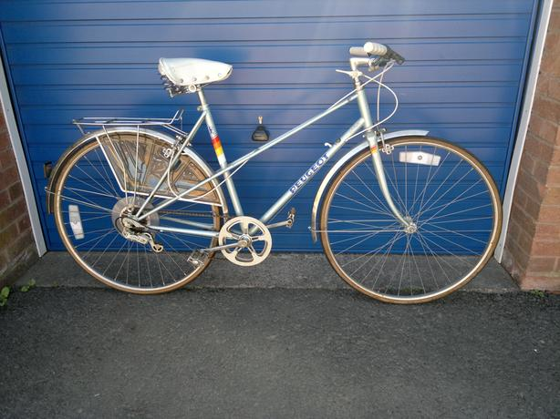 peugeot riviera ladies bike stourbridge, sandwell