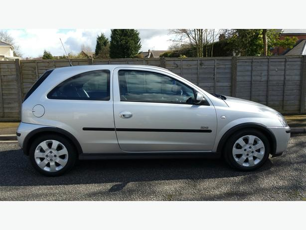 2004 vauxhall corsa sxi 1 3 cdti diesel wednesfield dudley. Black Bedroom Furniture Sets. Home Design Ideas