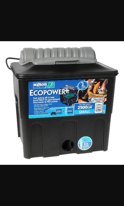 Hozelock Ecopower Uv Pond Filter Wednesbury Dudley