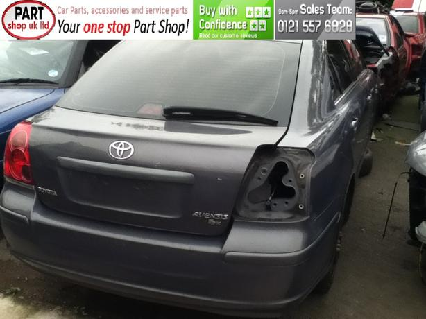 TOYOTA AVENSIS BREAKING D4d, Over 100 carsBreaking!!