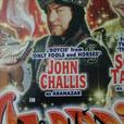 John Challis Boycie from Fools N Horses signed Flyer