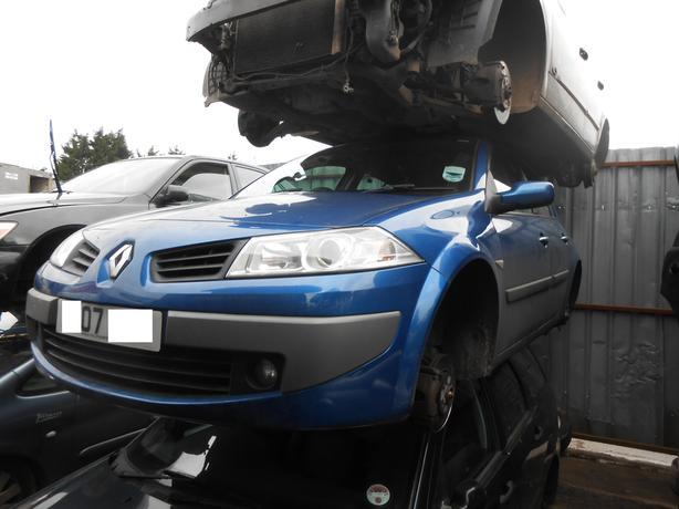 City Car Driving Renault Megane Dci