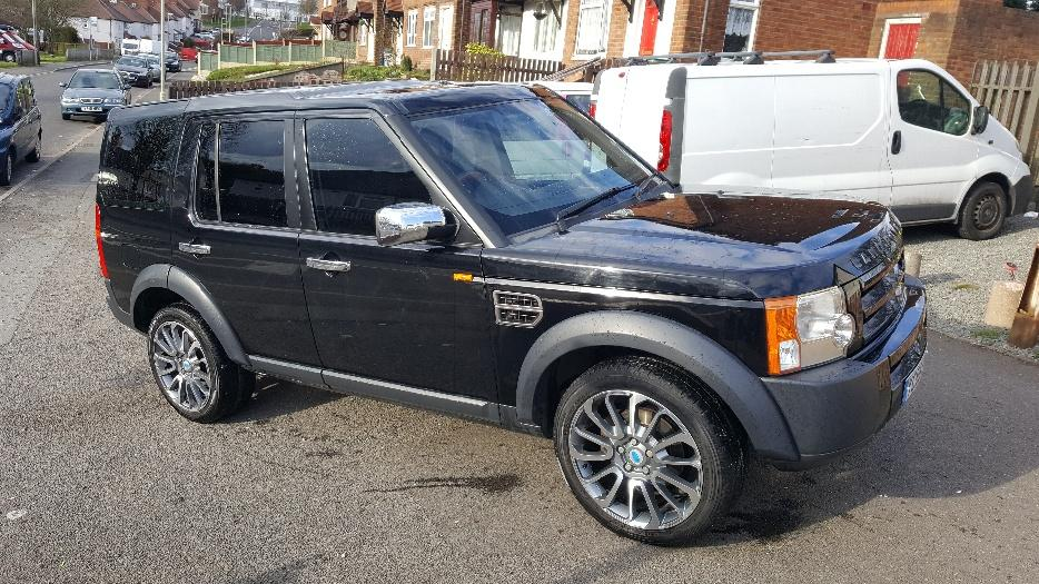 land rover discovery 3 2 7 7 seater brierley hill wolverhampton. Black Bedroom Furniture Sets. Home Design Ideas