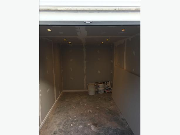 The Man Cave Bar Studio City : Man cave garden studio bar summer house garage conversion