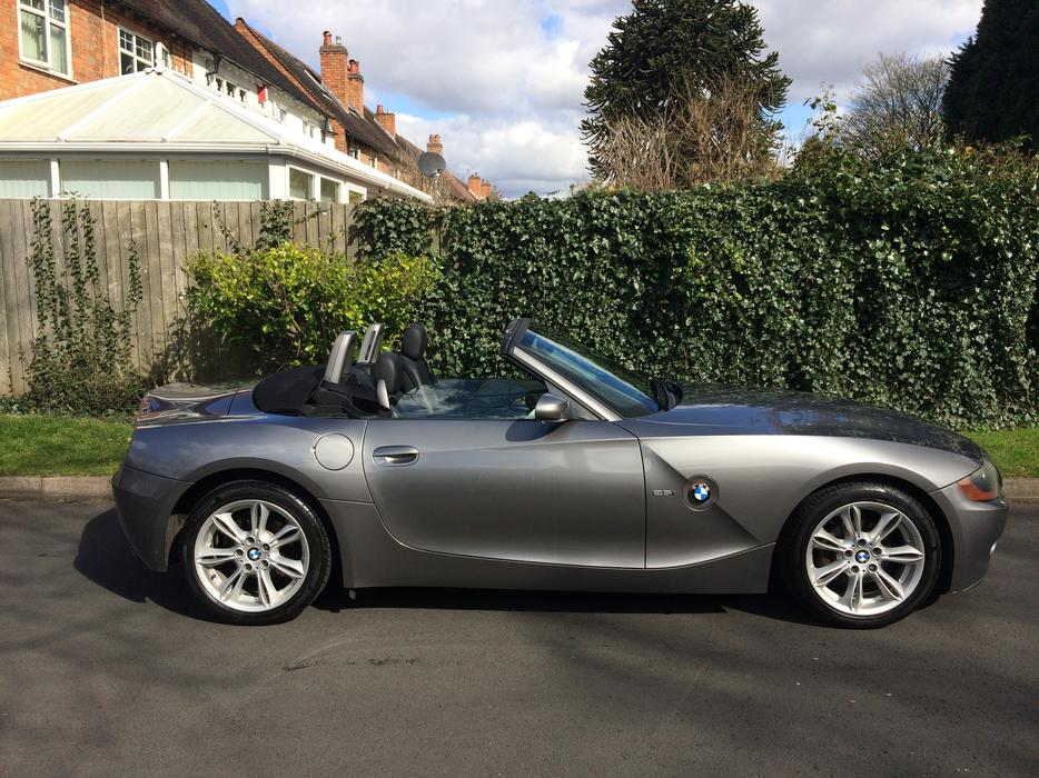Bmw Z4 Convertible 2 5 2 Seater 04 Reg Other Wolverhampton