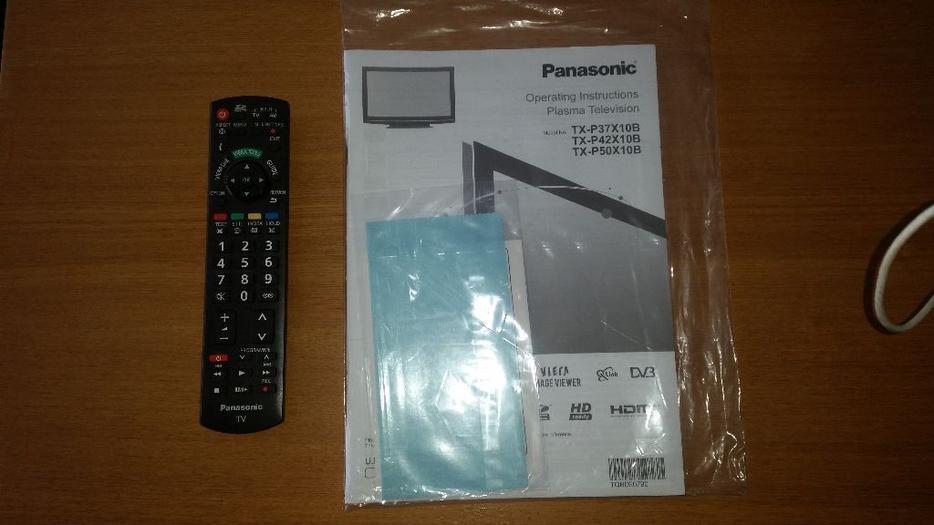 Panasonic Viera Tv Manual Uk