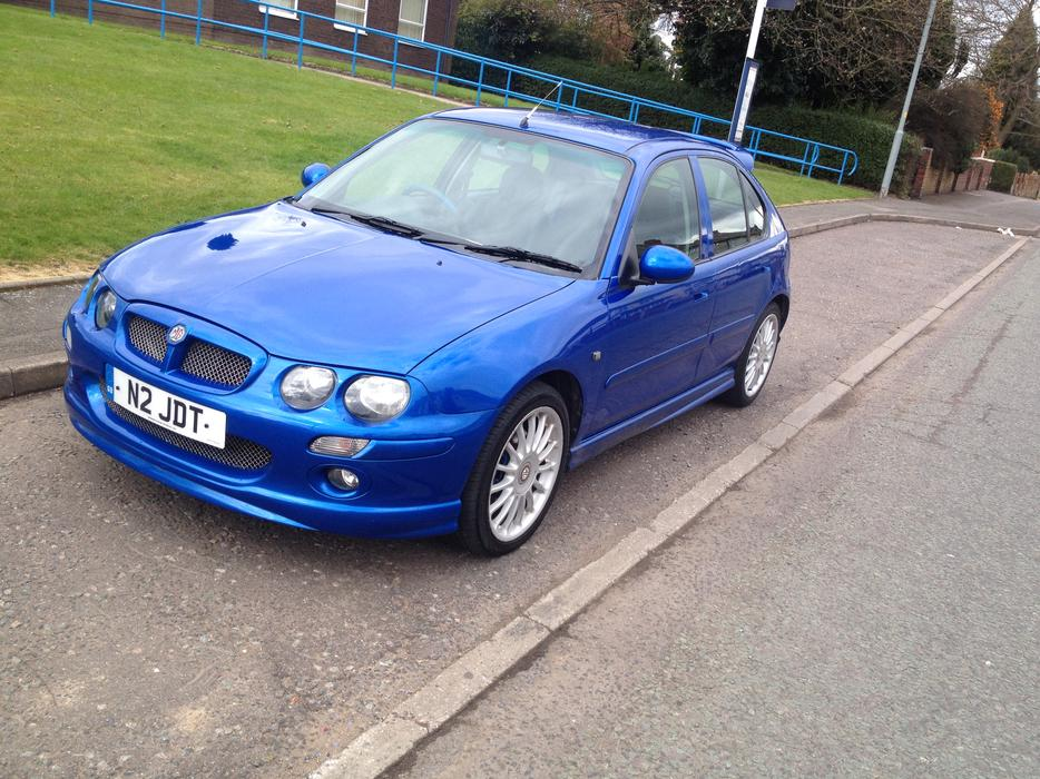 mg zr 1 8 160 bhp 2003 private plate only 78k wolverhampton wolverhampton. Black Bedroom Furniture Sets. Home Design Ideas
