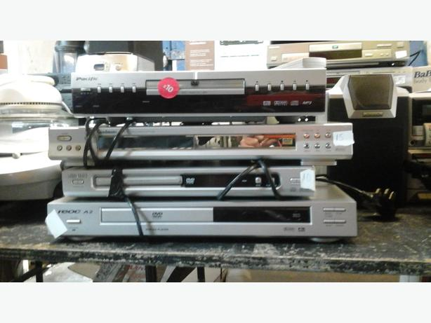 New dvd player £10 others avaliable