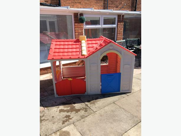 Playhouse With Garage Other Wolverhampton