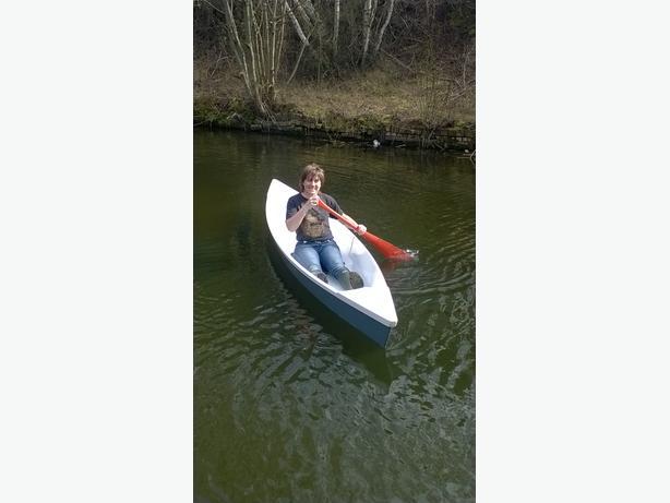 Flat Bottom Plywood Canoe  WALSALL, Dudley