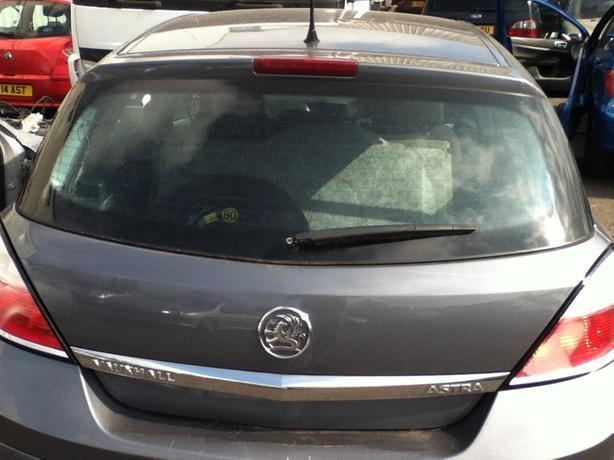 VAUXHALL ASTRA MK5 1.6 PETROL BREAKING FOR SPARES PARTS