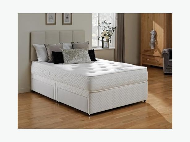 GIFT SET PLATINUM DOUBLE BED